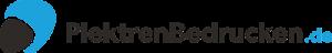 Plektren Bedrucken - Logo