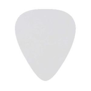Delrin Gitarren Picks - Weiß
