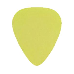 Delrin Gitarren Picks - Gelb