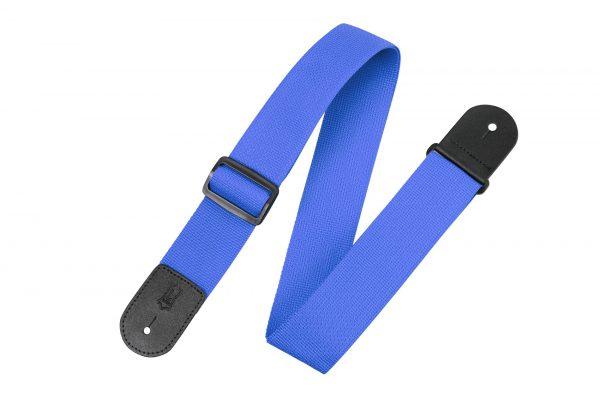 Gitarrengurt - Polyester - Blau