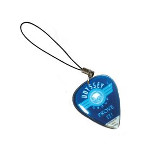 Plektrum Schlüsselanhänger - Seil